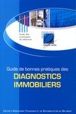 GINGER CATED - Guide de bonnes pratiques des diagnostics immobiliers.