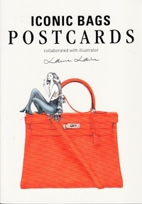 Gingko Press - Iconic Bags Postcard Book.