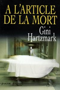 Gini Hartzmark - .