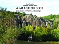 Ginny Rossiter - La falaise du Blot - Les volcans et l'homme préhistorique.