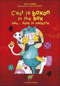 Ginou Jussel - C'est le boxon in the box heu... dans la mallette.