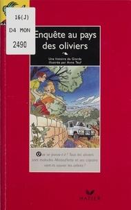Giorda - Enquête au pays des oliviers.