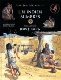 Giorgio Bacchin et Jerry Brody - Un indien mimbres.