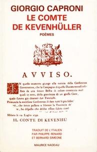 Giorgio Caproni - Le Comte de Kevenhüller.