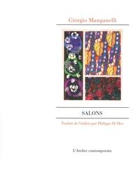 Giorgio Manganelli - Salons.