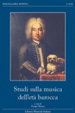 Giorgio Monari - Studi sulla musica dell'eta barocca.