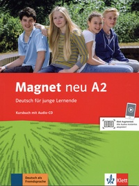 Giorgio Motta - Magnet neu A2 - Kursbuch. 1 CD audio