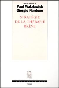 Deedr.fr Stratégie de la thérapie brève Image