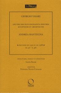 Giorgio Vasari - Andrea Mantegna.