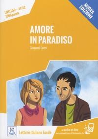 Giovani Ducci - Amore in paradiso - Livello 2, A1/A2, 1000 parole.