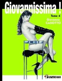 Giovanna Casotto - Giovannissima ! Tome 4 : .