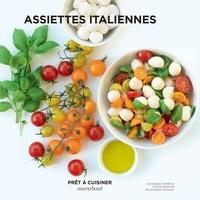 Giovanna Torrico - Assiettes italiennes.