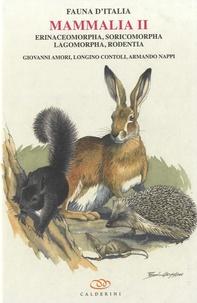 Giovanni Amori - Fauna d'Italia - Vol XLIV - Mammalia II.