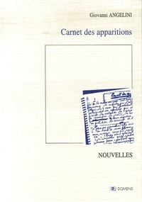 Giovanni Angelini - Carnet des apparitions.