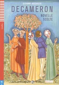 Giovanni Boccaccio - Decameron - Novelle scelte. 1 CD audio
