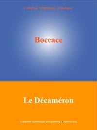 Giovanni Boccaccio et  L'Edition Numérique Européenne - Le Décaméron.