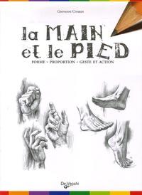 Giovanni Civardi - La main et le pied - Forme, proportion, geste et action.