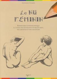 Giovanni Civardi - Le nu féminin - Cours de dessin : le corps humain.