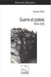 Giovanni Dotoli - Guerre et poésie, 1914-1918.