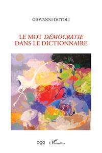 Satt2018.fr Le mot démocratie dans le dictionnaire Image