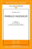 Giovanni Dotoli - Rimbaud ingénieur.