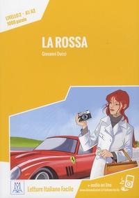 Openwetlab.it La rossa - Livello 2, A1/A2, 1000 parole Image