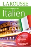 Giovanni Picci - Dictionnaire Larousse maxi poche + Italien - Français-Italien/Italien-Français.