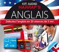 Giovanni Picci et Mathilde Piskyr - Kit audio Anglais - Débutez l'anglais en 20 séances de 5 mn. 1 CD audio