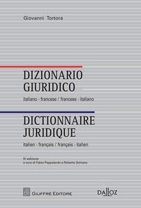 Dictionnaire juridique : italien-français, français-italien - Giovanni Tortora pdf epub