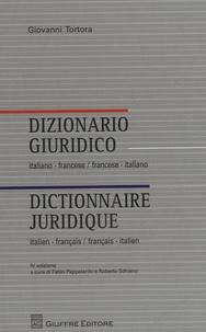 Giovanni Tortora - Dizionario giuridico - italiano-francese / francese-italiano.