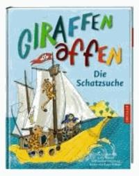 Giraffenaffen - Die Schatzsuche.