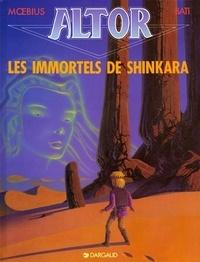 Giraud et Marc Bati - Altor Tome 4 : Les immortels de Shinkara.