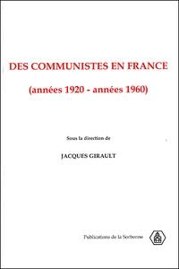 Jacques Girault et  Girault - .