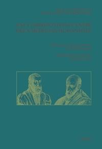 Girolamo Mercuriale et Johann Crato von Krafftheim - Une correspondance entre deux médecins humanistes.