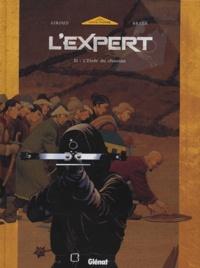 Giroud et  Brada - L'Expert Tome 2 : L'Etole du Chaman.