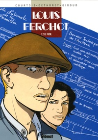 Giroud et  Courtois - Louis Ferchot Tome 2 : Le fusil.