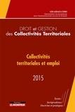 GIS-GRALE-CNRS - Collectivités territoriales et emploi.