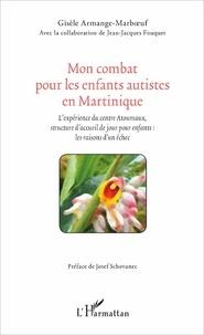 Histoiresdenlire.be Mon combat pour les enfants autistes en Martinique - L'expérience du centre Atoumaux, structure d'accueil de jour pour enfants : les raisons d'un échec Image