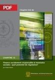 Gisèle Belem et René Audet - Finance socialement responsable et monnaies sociales (Chapitre PDF) - Quel potentiel de régularisation?.
