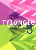 Gisèle Chapiron et Michel Mante - Mathématiques 3e - Livre de l'élève (version rigide).
