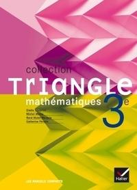 Gisèle Chapiron et Michel Mante - Mathématiques 3e - Version compact.