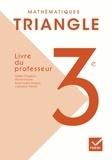 Gisèle Chapiron et Michel Mante - Mathématiques 3e - Livre du professeur.