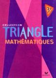 Gisèle Chapiron et Michel Mante - Mathématiques 3ème.