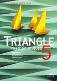 Gisèle Chapiron et Michel Mante - Mathématiques 5e - Programme 2006.
