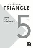 Gisèle Chapiron - Mathématiques 5e - Livre du professeur, programme 2008.