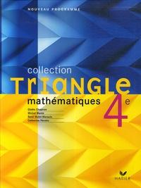 Maths 4e - Gisèle Chapiron |
