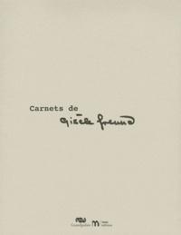 Gisèle Freund - Carnets de Gisèle Freund.