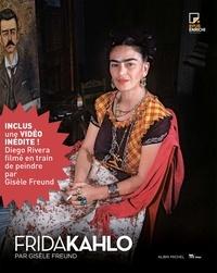 Gisèle Freund - Frida Kahlo par Gisèle Freund - Par Gisèle Freund.