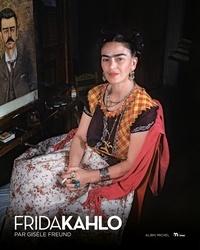 Gisèle Freund - Frida Kahlo par Gisèle Freund.