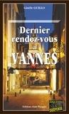 Gisèle Guillo - Dernier rendez-vous à Vannes.
